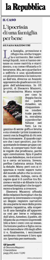 La Repubblica 11 ottobre 2015- Ipocriti-